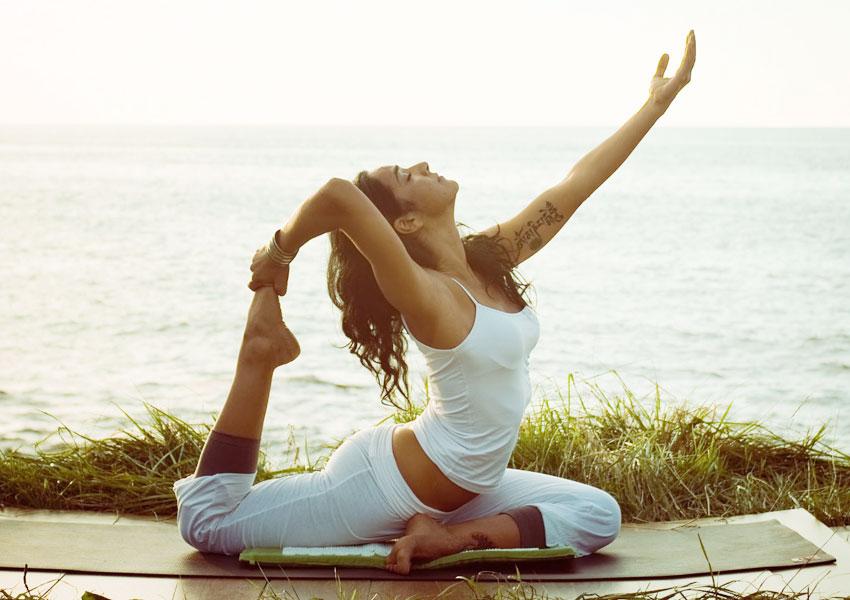 Astanga Yoga