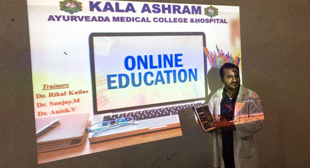 Kala Ashram Online Classes